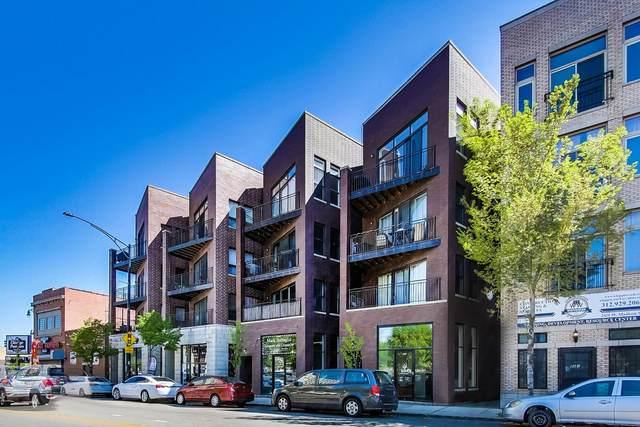 2417 W Madison Street #2, Chicago, IL 60612 (MLS #11083014) :: Ryan Dallas Real Estate
