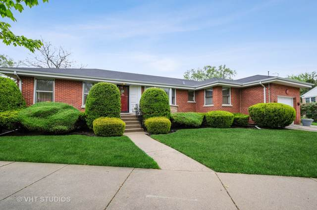 6379 N Ionia Avenue, Chicago, IL 60646 (MLS #11083017) :: Littlefield Group