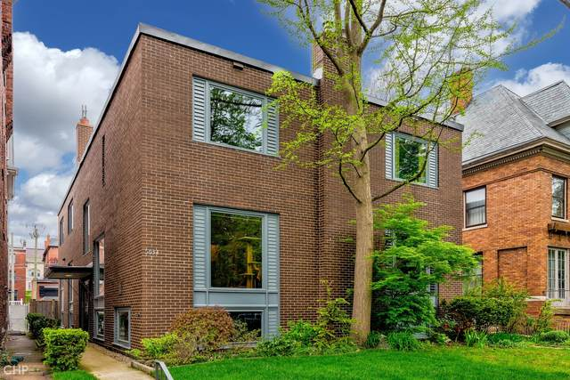 5634 S Woodlawn Avenue, Chicago, IL 60637 (MLS #11083020) :: Helen Oliveri Real Estate
