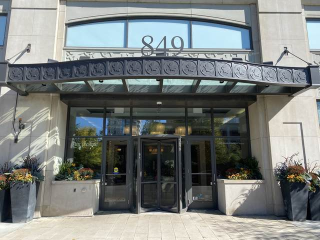 849 N Franklin Street #916, Chicago, IL 60610 (MLS #11083022) :: Helen Oliveri Real Estate