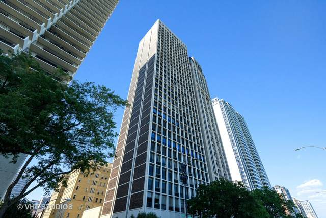 1240 N Lake Shore Drive 7B, Chicago, IL 60610 (MLS #11083027) :: Helen Oliveri Real Estate