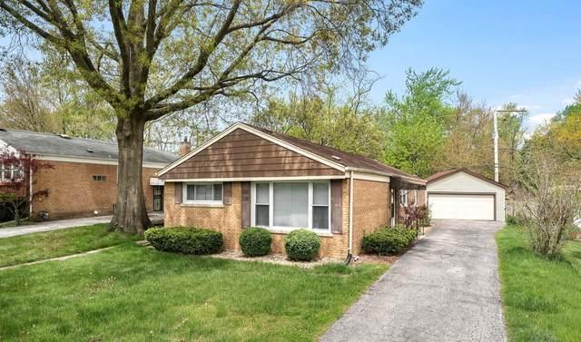 3916 214th Street, Matteson, IL 60443 (MLS #11083058) :: Helen Oliveri Real Estate
