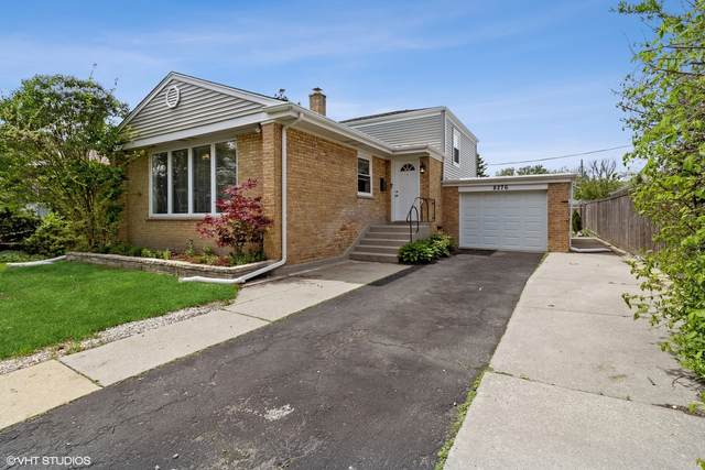 8276 N Ozark Avenue, Niles, IL 60714 (MLS #11083063) :: Helen Oliveri Real Estate