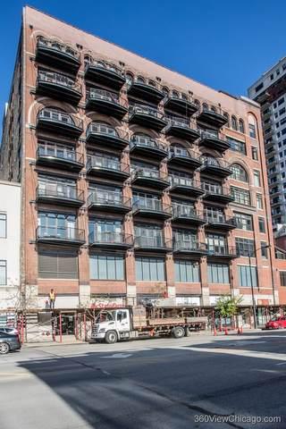 1503 S State Street #312, Chicago, IL 60605 (MLS #11083069) :: Helen Oliveri Real Estate