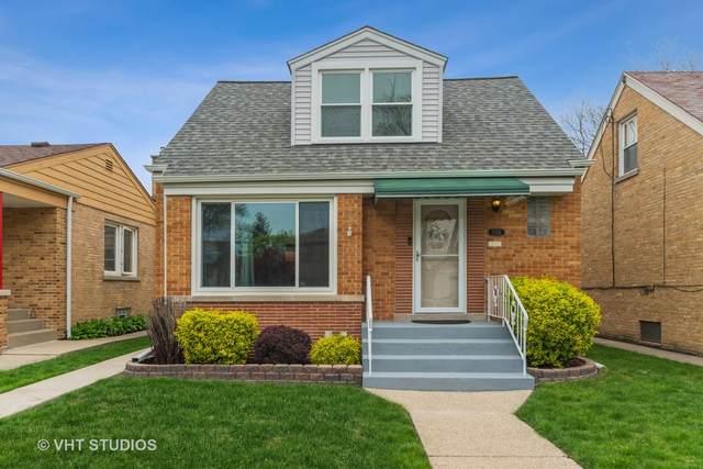 7712 W Talcott Avenue, Chicago, IL 60631 (MLS #11083082) :: Helen Oliveri Real Estate