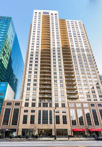 1111 S Wabash Avenue #2005, Chicago, IL 60605 (MLS #11083136) :: John Lyons Real Estate