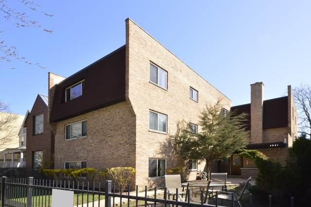 4881 N Hermitage Avenue #103, Chicago, IL 60640 (MLS #11083158) :: John Lyons Real Estate
