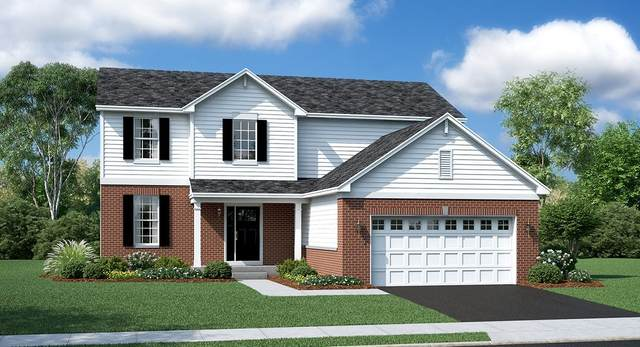 14811 W Quincy Way, Manhattan, IL 60442 (MLS #11083162) :: Helen Oliveri Real Estate