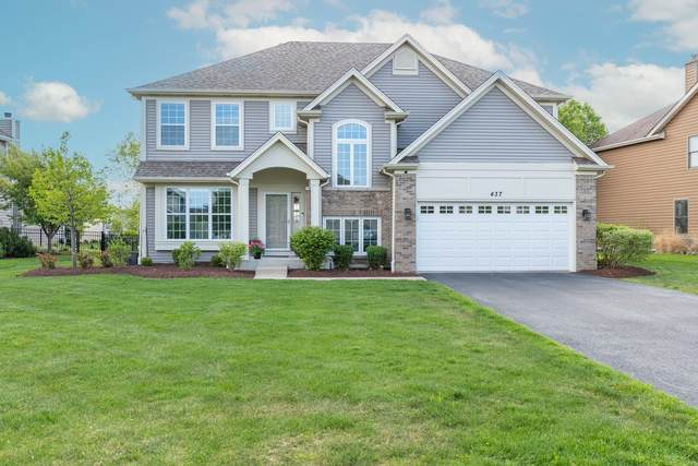 437 N Sycamore Lane, North Aurora, IL 60542 (MLS #11083197) :: O'Neil Property Group