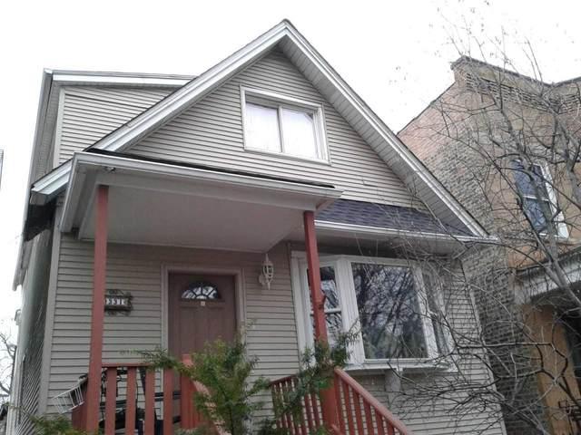 3331 N Albany Avenue, Chicago, IL 60618 (MLS #11083234) :: Ryan Dallas Real Estate