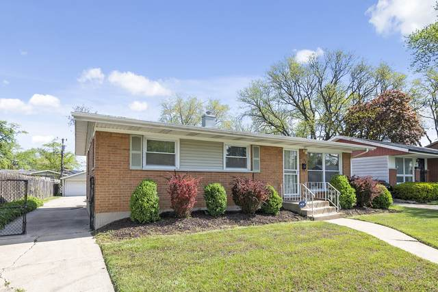 1248 E 156th Street, South Holland, IL 60473 (MLS #11083259) :: Helen Oliveri Real Estate