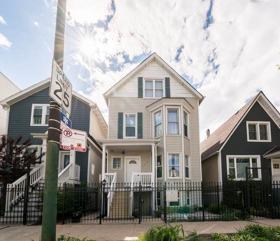 1718 N Kimball Avenue, Chicago, IL 60647 (MLS #11083260) :: Touchstone Group