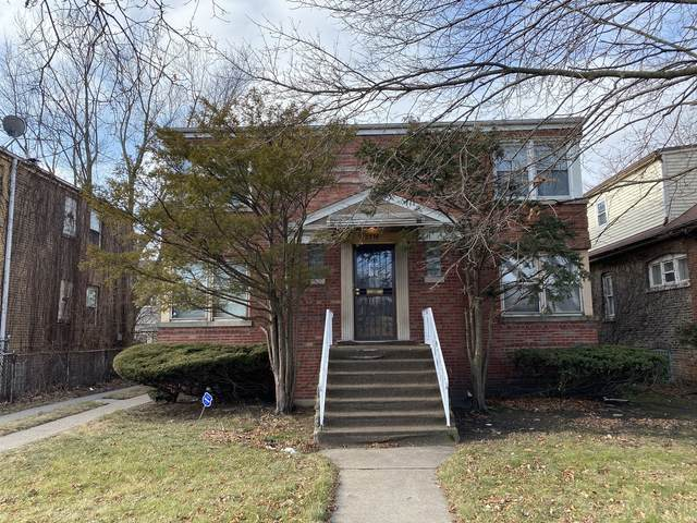 8718 S Dauphin Avenue, Chicago, IL 60619 (MLS #11083274) :: Helen Oliveri Real Estate