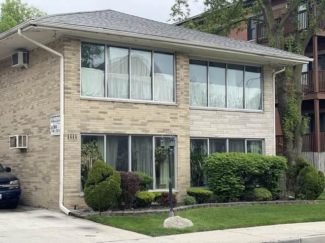 1111 N Harlem Avenue 2C, Oak Park, IL 60302 (MLS #11083280) :: Helen Oliveri Real Estate