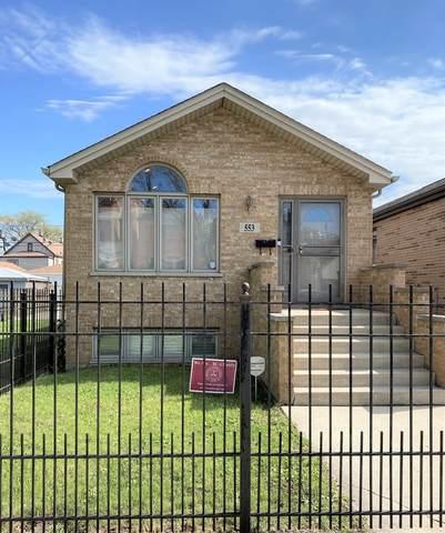 553 W 43rd Street, Chicago, IL 60609 (MLS #11083286) :: Littlefield Group