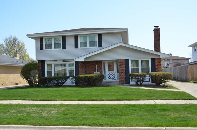 5633 W 99th Place, Oak Lawn, IL 60453 (MLS #11083299) :: Helen Oliveri Real Estate