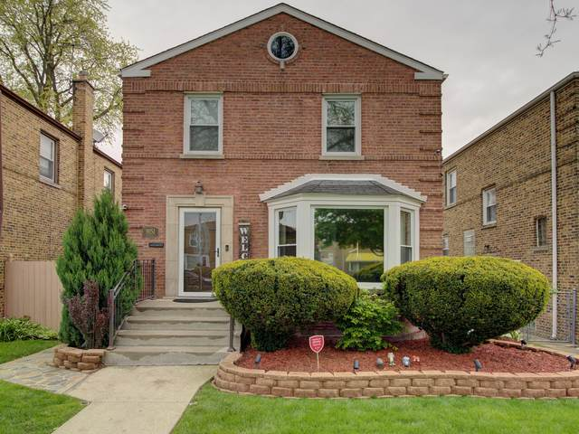 9151 S Carpenter Street, Chicago, IL 60620 (MLS #11083303) :: Helen Oliveri Real Estate