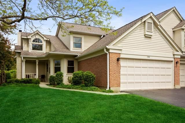 1501 Acorn Court L, Wheeling, IL 60090 (MLS #11083307) :: Helen Oliveri Real Estate
