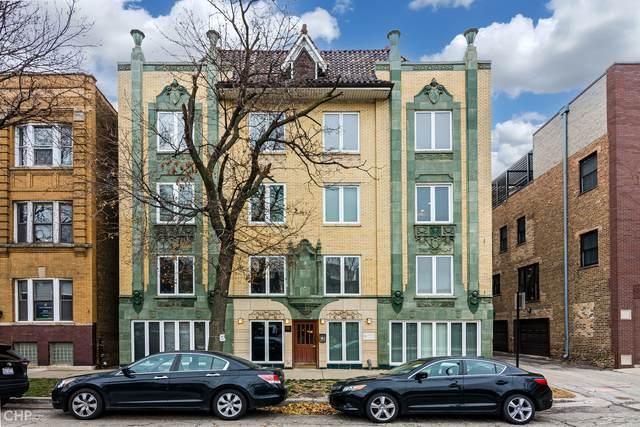 1636 W Melrose Street #104, Chicago, IL 60657 (MLS #11083315) :: John Lyons Real Estate