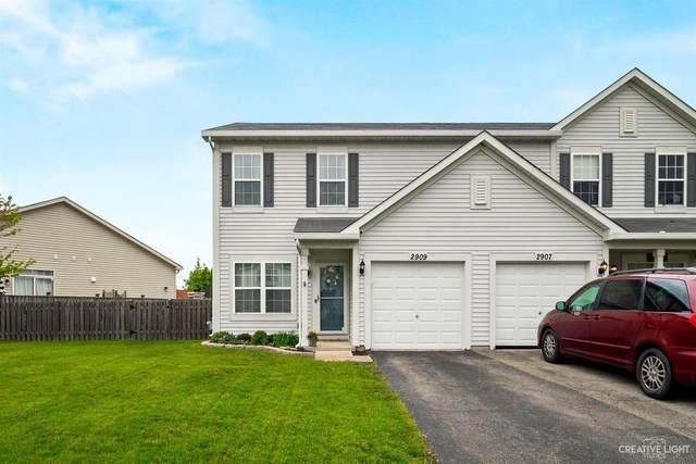 2909 Hoffman Street, Plano, IL 60545 (MLS #11083347) :: Helen Oliveri Real Estate