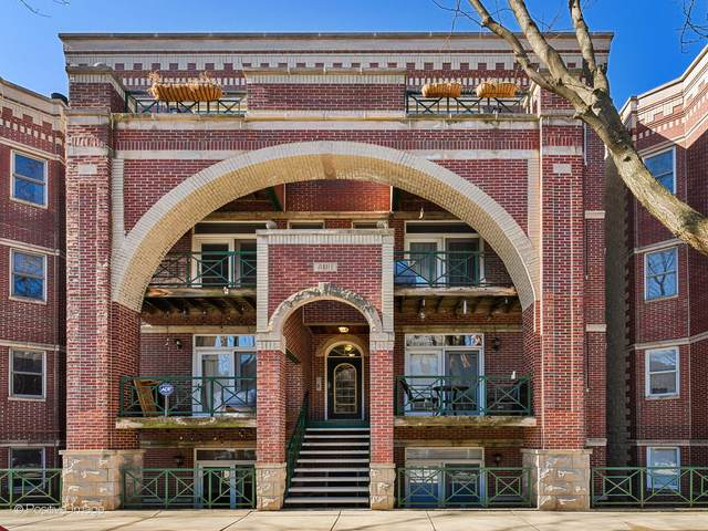4118 N Kenmore Avenue 3N, Chicago, IL 60613 (MLS #11083354) :: Helen Oliveri Real Estate
