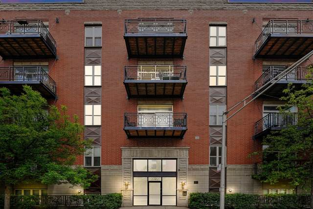 2342 W Bloomingdale Avenue #405, Chicago, IL 60647 (MLS #11083370) :: John Lyons Real Estate