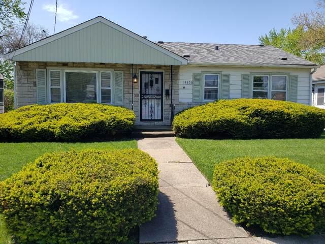14806 Lawndale Avenue, Midlothian, IL 60445 (MLS #11083381) :: Helen Oliveri Real Estate