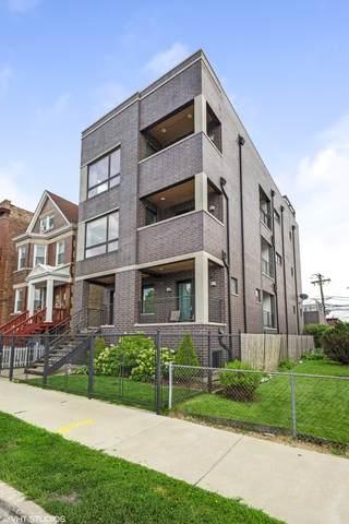 1543 W Diversey Parkway #3, Chicago, IL 60614 (MLS #11083402) :: John Lyons Real Estate