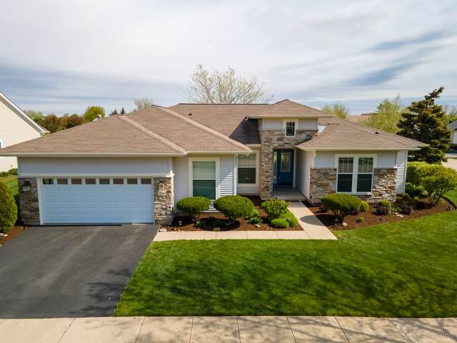 12804 Milbrook Drive, Huntley, IL 60142 (MLS #11083412) :: Helen Oliveri Real Estate