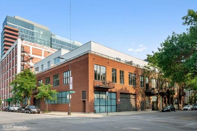 203 S Sangamon Street #206, Chicago, IL 60607 (MLS #11083456) :: The Wexler Group at Keller Williams Preferred Realty