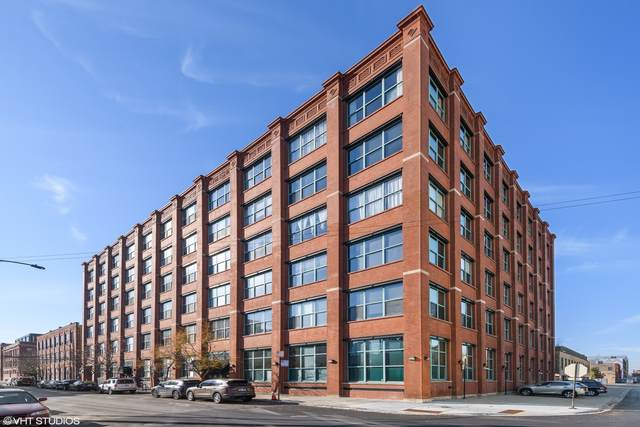 312 N May Street 2I, Chicago, IL 60607 (MLS #11083457) :: John Lyons Real Estate