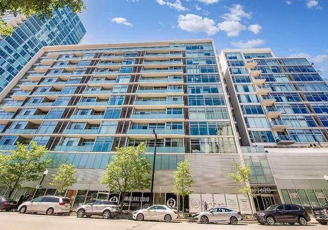 1620 S Michigan Avenue #521, Chicago, IL 60616 (MLS #11083467) :: John Lyons Real Estate