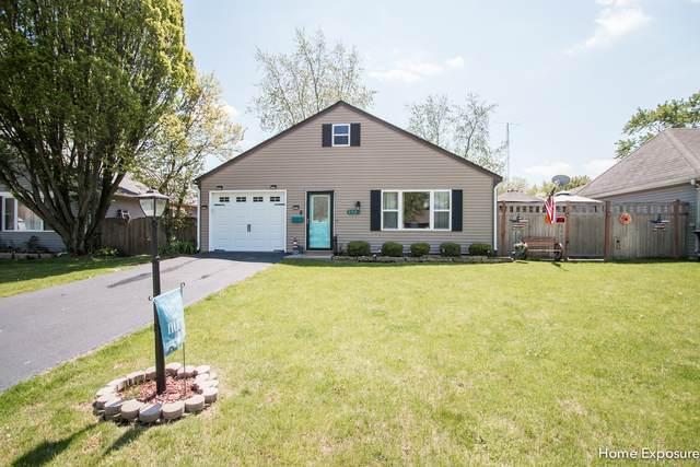 132 Tealwood Road, Montgomery, IL 60538 (MLS #11083474) :: Helen Oliveri Real Estate