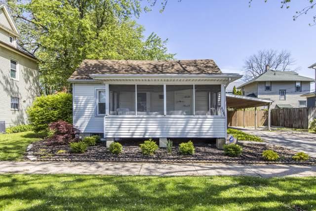 608 E Olive Street, Bloomington, IL 61701 (MLS #11083484) :: Janet Jurich