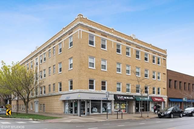 1347 W Eddy Street #302, Chicago, IL 60657 (MLS #11083486) :: John Lyons Real Estate