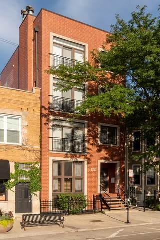 4157 N Western Avenue #1, Chicago, IL 60618 (MLS #11083491) :: Helen Oliveri Real Estate