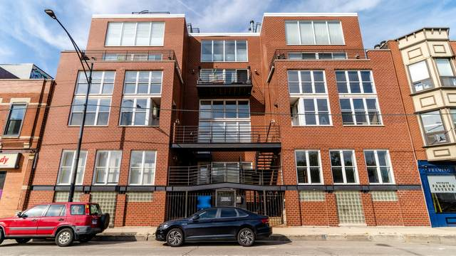 1705 N Clybourn Avenue F, Chicago, IL 60614 (MLS #11083515) :: John Lyons Real Estate