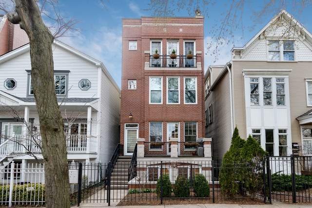 3714 N Greenview Avenue #2, Chicago, IL 60613 (MLS #11083528) :: John Lyons Real Estate