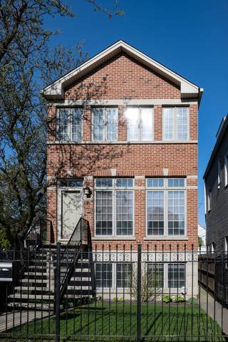 1700 N Rockwell Street, Chicago, IL 60647 (MLS #11083530) :: John Lyons Real Estate