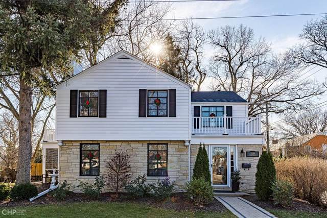3939 Lyons Street, Evanston, IL 60203 (MLS #11083561) :: Helen Oliveri Real Estate