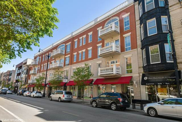 2762 N Lincoln Avenue #205, Chicago, IL 60614 (MLS #11083583) :: Littlefield Group