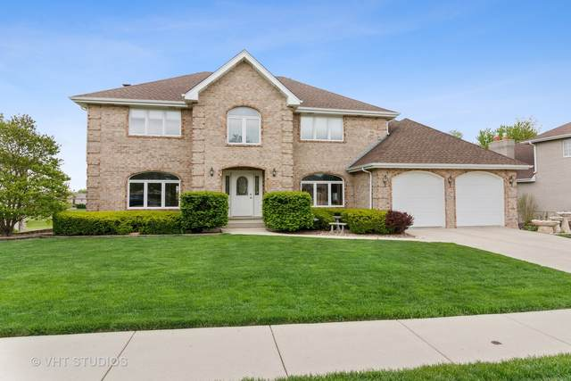 1249 Camelot Lane, Lemont, IL 60439 (MLS #11083584) :: Helen Oliveri Real Estate
