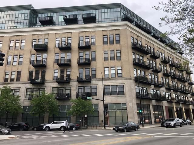 1645 W Ogden Avenue #529, Chicago, IL 60612 (MLS #11083613) :: John Lyons Real Estate