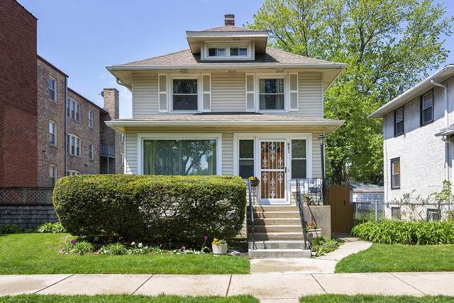 841 S Humphrey Avenue, Oak Park, IL 60304 (MLS #11083667) :: Helen Oliveri Real Estate