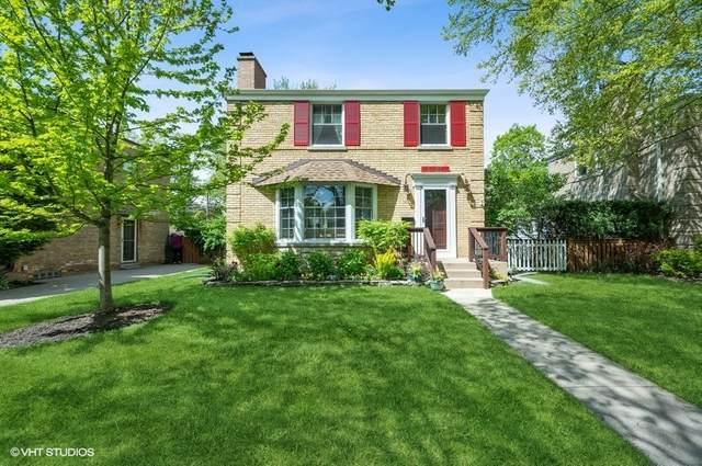 1425 Cleveland Street, Evanston, IL 60202 (MLS #11083670) :: Helen Oliveri Real Estate