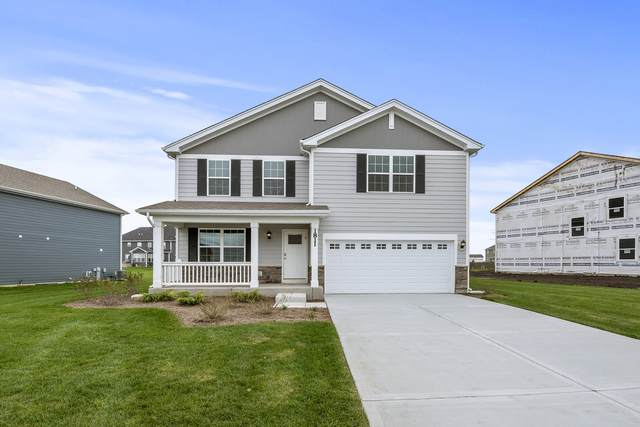 1821 Spencer Way, Shorewood, IL 60404 (MLS #11083686) :: Littlefield Group