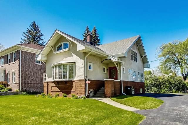 350 Robinson Court, Riverside, IL 60546 (MLS #11083710) :: Helen Oliveri Real Estate