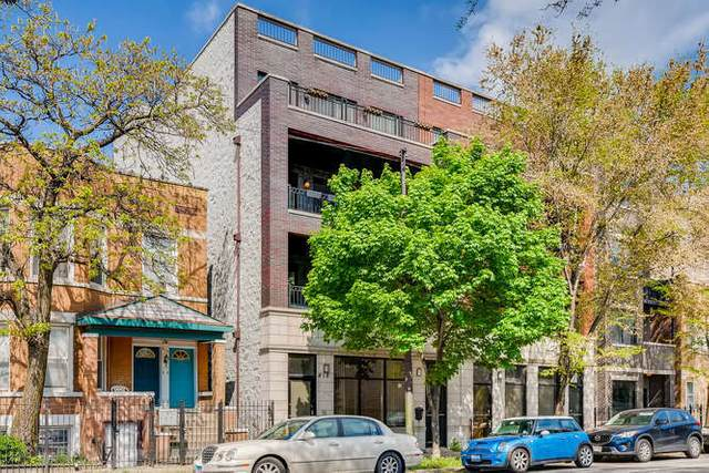 818 N California Avenue #3, Chicago, IL 60622 (MLS #11083725) :: John Lyons Real Estate
