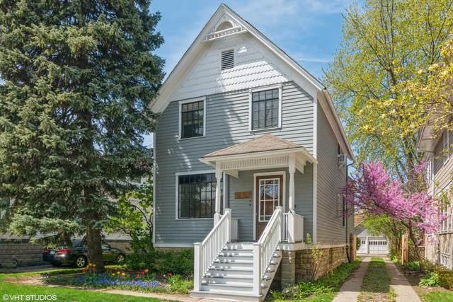 713 N Marion Street, Oak Park, IL 60302 (MLS #11083742) :: Helen Oliveri Real Estate