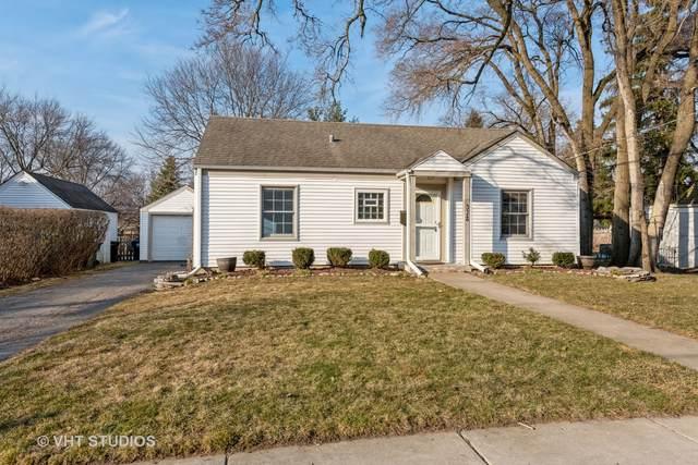 328 W Lincoln Avenue, Barrington, IL 60010 (MLS #11083755) :: Helen Oliveri Real Estate